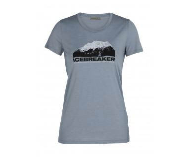 Koszulka Tech Lite SS Low Crewe IB Mountain W