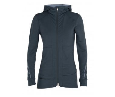 Bluza Quantum II LS Zip Hood Women's