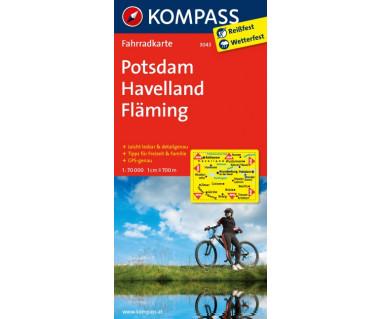 K 3043 Potsdam, Havelland, Flaming