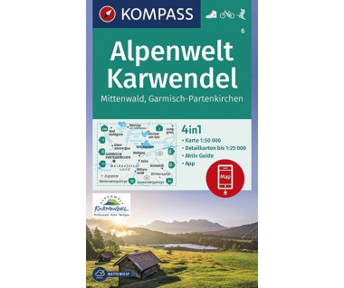 K 6 Alpenwelt Karwendel