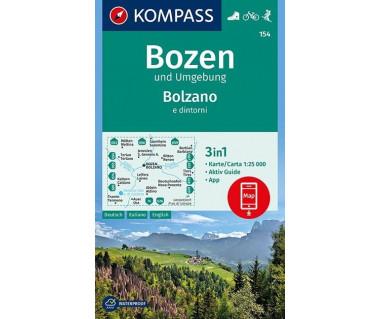 K 154 Bozen und Umgebung