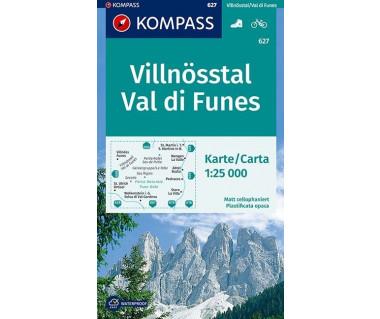 K 627 Villnosstal/Val di Funes