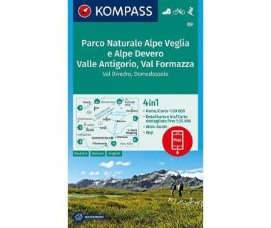 K 89 Parco Naturale Alpe Veglia e Alpe Devero