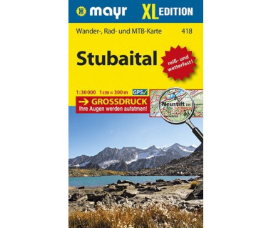 WM 418 Stubaital XL