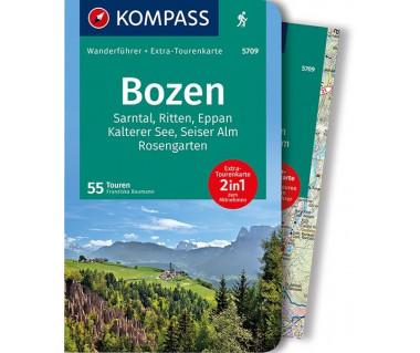 WF 5709 Bozen, Sarntal, Ritten, Eppan, Kalterer See, Seiser Alm, Rosengarten