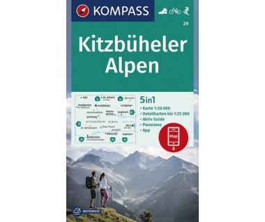 K 29 Kitzbüheler Alpen