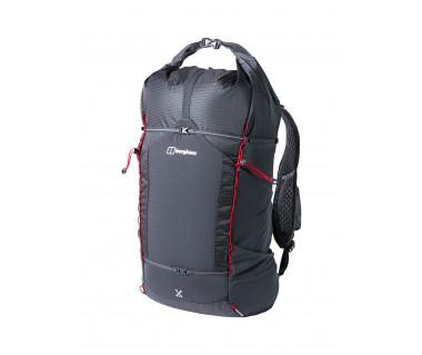 Plecak Fast Hike 45 k:dark grey/red