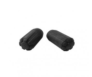 Nakładki gumowe do kijów BD Z-Pole Tip Protectors