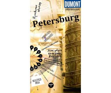 Petersburg (z dużą mapą miasta i okolic)