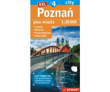 Poznań (plus 4) Luboń, Mosina, Puszczykowo, Swarzędz
