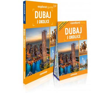 Dubaj i okolice 2 w 1 (light)