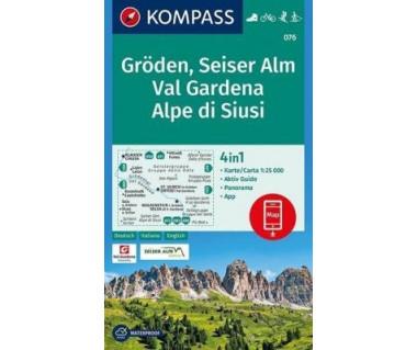 K 076 Gröden, Seiser Alm, Val Gardena, Alpe di Siusi