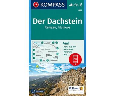 K 031 Der Dachstein, Ramsau, Filzmoos