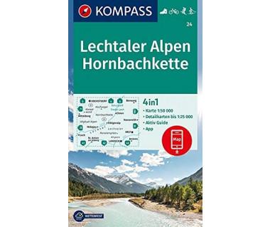 K 24 Lechtaler Alpen, Hornbachkette