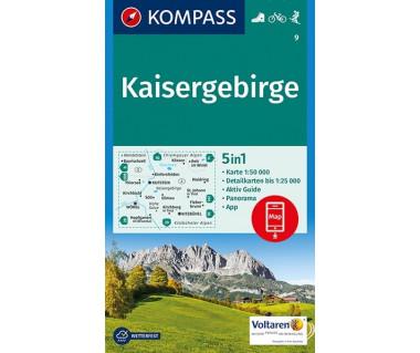 K 9 Kaisergebirge