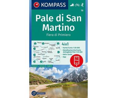 K 76 Pale di San Martino