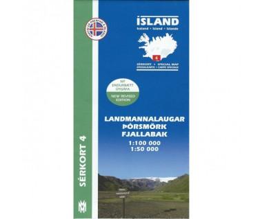 Island 04 Landmannalaugar - Porsmork - Fjallabak