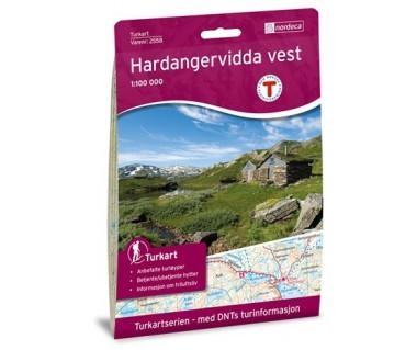 Hardangervidda Vest (2558)