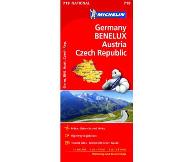 Germany, Benelux, Austria, Czech Republic (719)