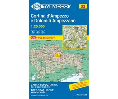 TAB03 Cortina d'Ampezzo/E Dolomiti Ampezzane
