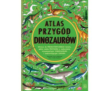 Atlas przygód dinozurów