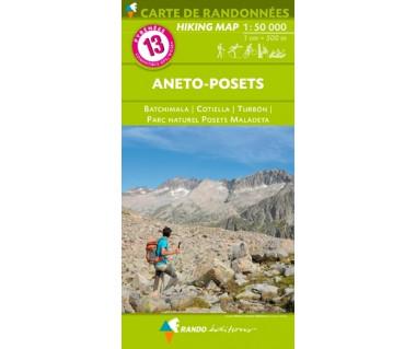 Pyrenees (13) Aneto-Postets: Batchimala / Cotiella / Turbon / Parc Naturel Posets Maladeta