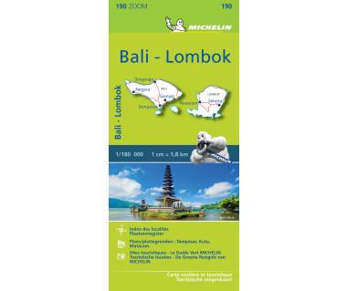 M 190 Bali - Lombok