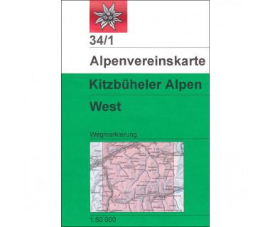 Kitzbuheler Alpen West (34/1)