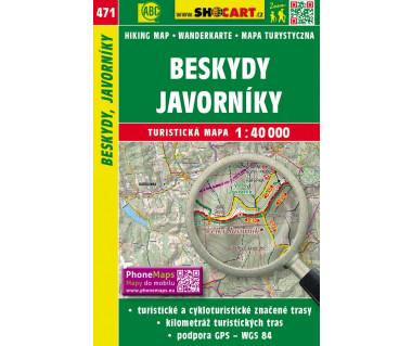 CT40 471 Beskydy, Javorniky