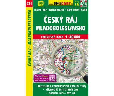 CT40 421 Cesky Raj, Mladoboleslavsko