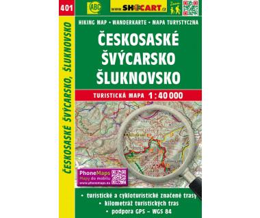 CT40 401 Českosaské Švýcarsko, Šluknovsko