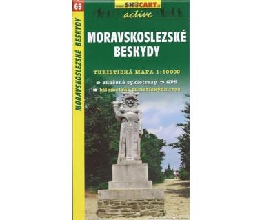 CT50 69 Moravskoslezske Beskydy