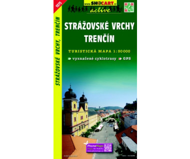 CT50 1075 Strazovske vrchy, Trencín
