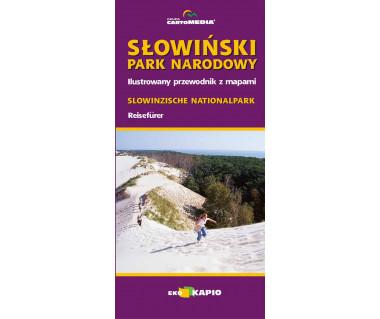 Słowiński Park Narodowy ilustrowany przewodnik (pol./niem.)
