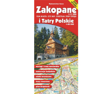 Zakopane i Tatry Polskie
