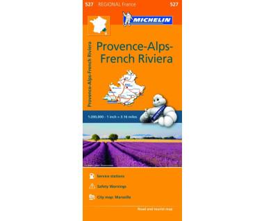 M 527 Provence-Alpes-Cote d'Azur