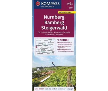 K 3328 Nürnberg, Bamberg, Steigerwald