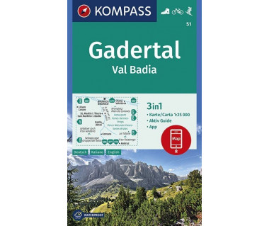 K 51 Gadertal, Val Badia