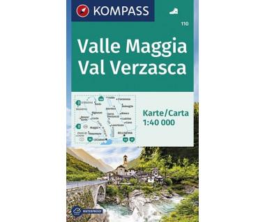 K 110 Valle Maggia - Val Verzasca