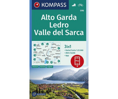 K 096 Alto Garda, Val di Ledro