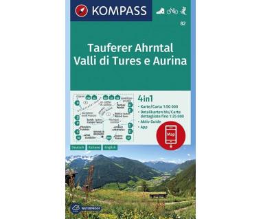 K 82 Tauferer Ahrntal/Valli di Tures e Aurina