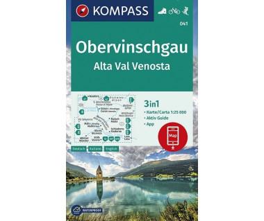 K 041 Oberevinschgau Alta Val Venosta