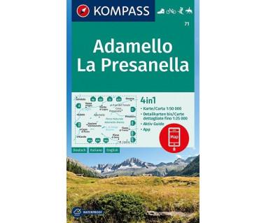 K 71 Adamello, La Presanella