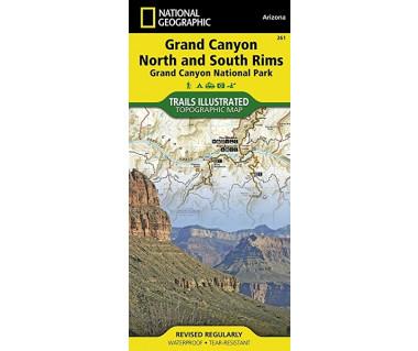 Grand Canyon, North and South Rims, Grand Canyon NP (261)