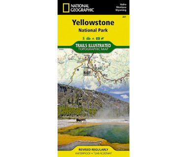 Yellowstone NP, Wyoming, Idaho, Montana (201)