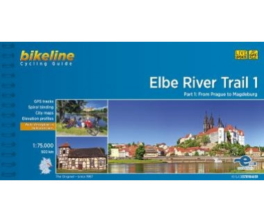 Elbe River Trail (1) From Prague to Magdeburg