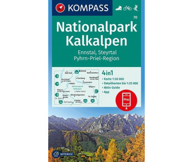 K 70 Nationalpark Kalkalpen