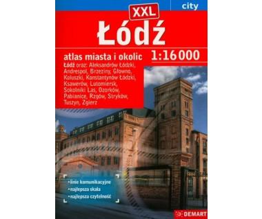 Łódź (+15) atlas XXL