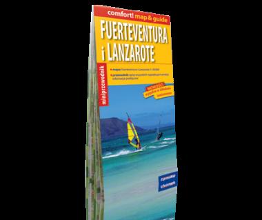 Fuerteventura i Lanzarote (mapa + miniprzewodnik)