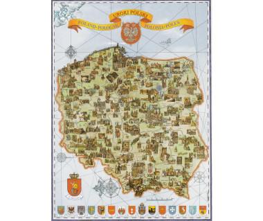 Pocztówka Uroki Polski